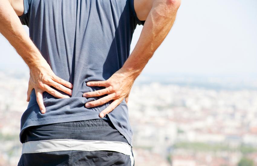 Tratamiento dolor lumbar crónico con fisioterapia