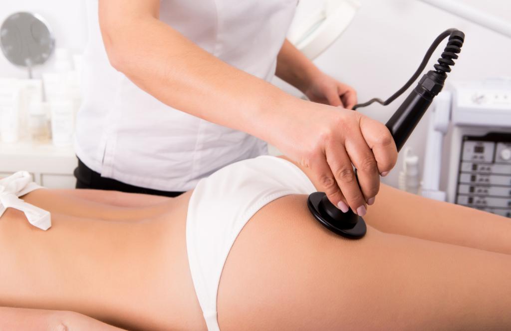 tratamiento corporal indiba radiofrecuencia anticelulitis