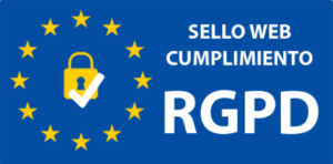 sello cumplimiento rgpd clínica J.J. Boscà