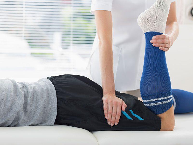 Fisioterapia deportiva en la Clínica J.J. Boscà Tavernes de la valldinga